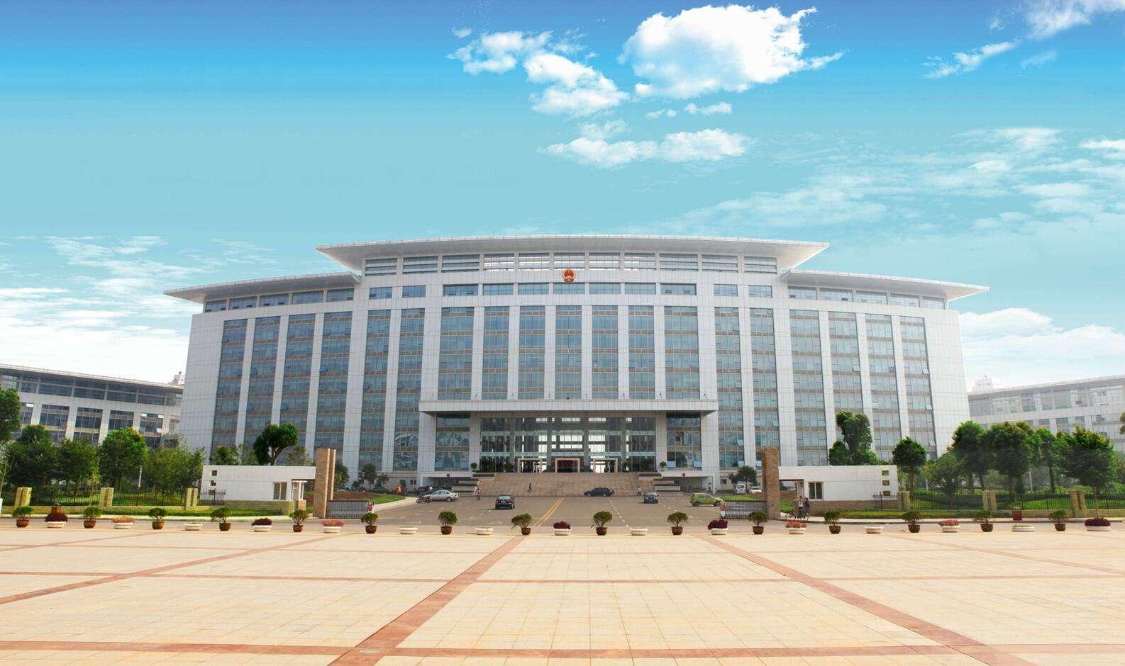 政府机房建设